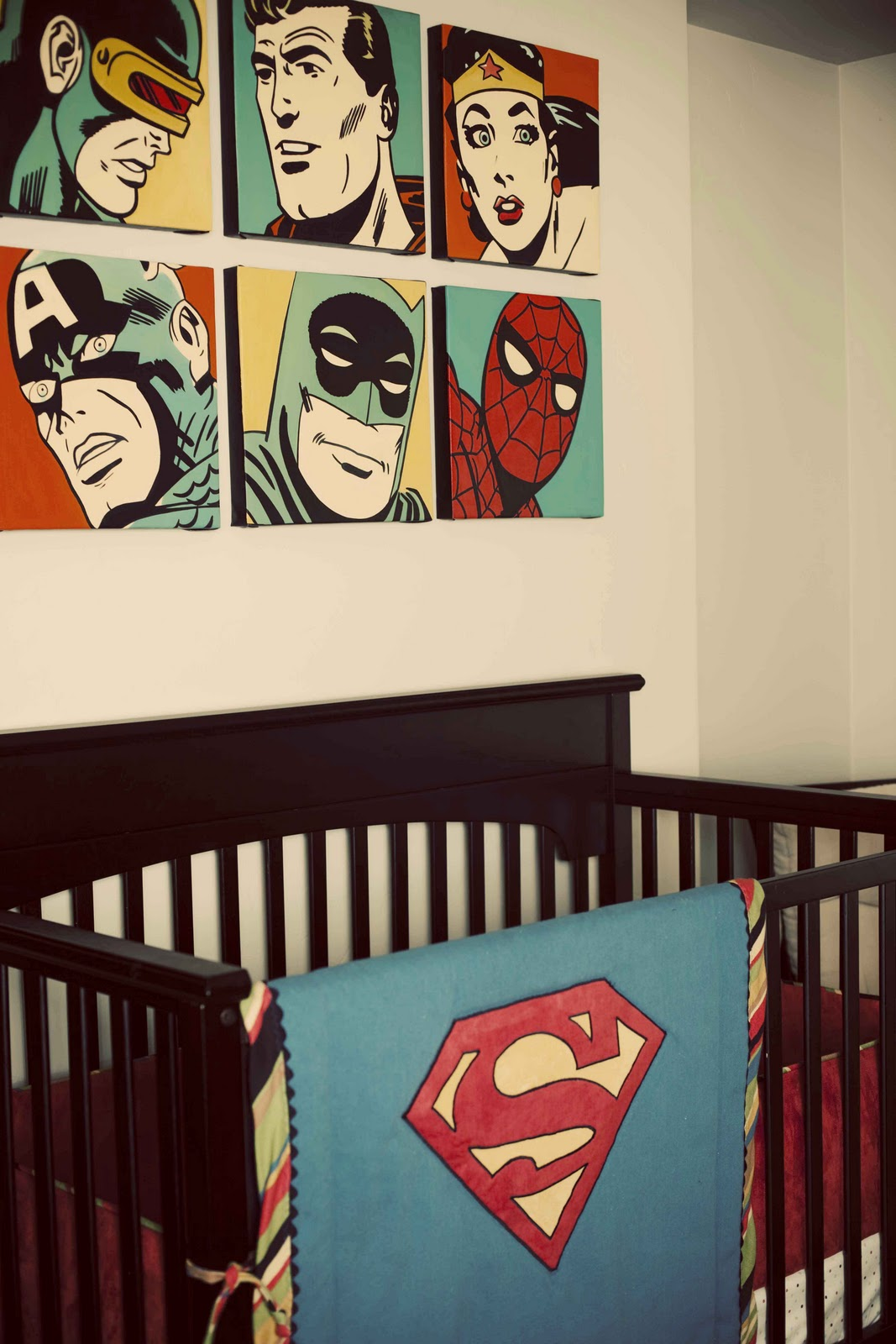 Ideas Batman Nursery Bedding