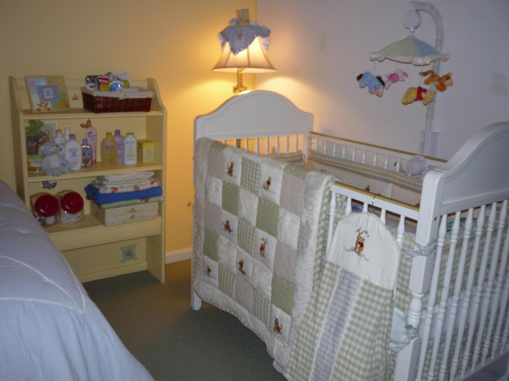 Picture of: Ideas Vintage Winnie The Pooh Nursery
