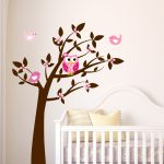 Ideas of Wall Stickers for Nursery