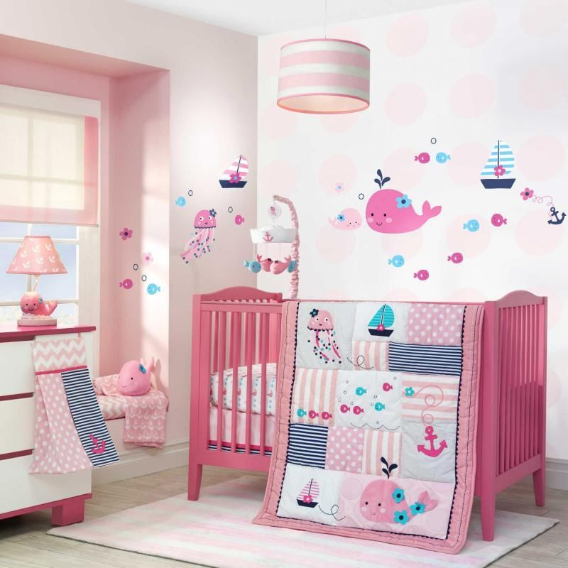Picture of: Image of Nautical Nursery Decor