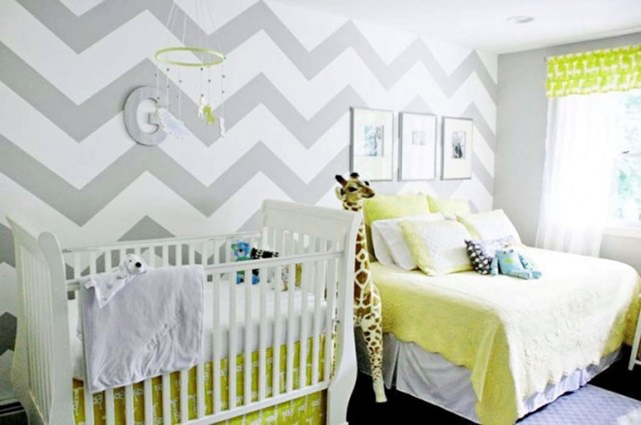 Image of: Innovation Gender Neutral Nursery