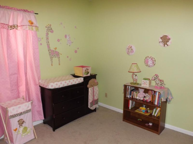 Picture of: Jungle Jill Nursery Collection