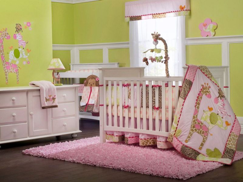 Picture of: Jungle Jill Nursery Excellent Design