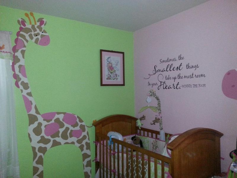 Picture of: Jungle Jill Nursery Ideas