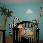 Jungle Nursery Murals