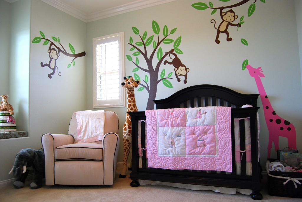Picture of: Jungle Theme Nursery Style