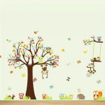 Large Wall Stickers for Nursery