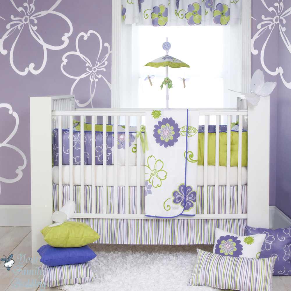 Picture of: Lavender Nursery Design