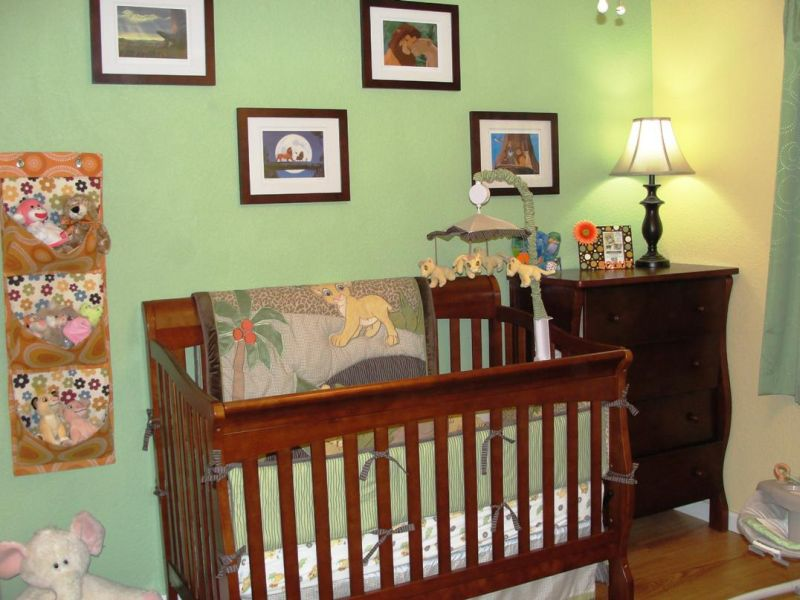 Picture of: Lion King Nursery Baby