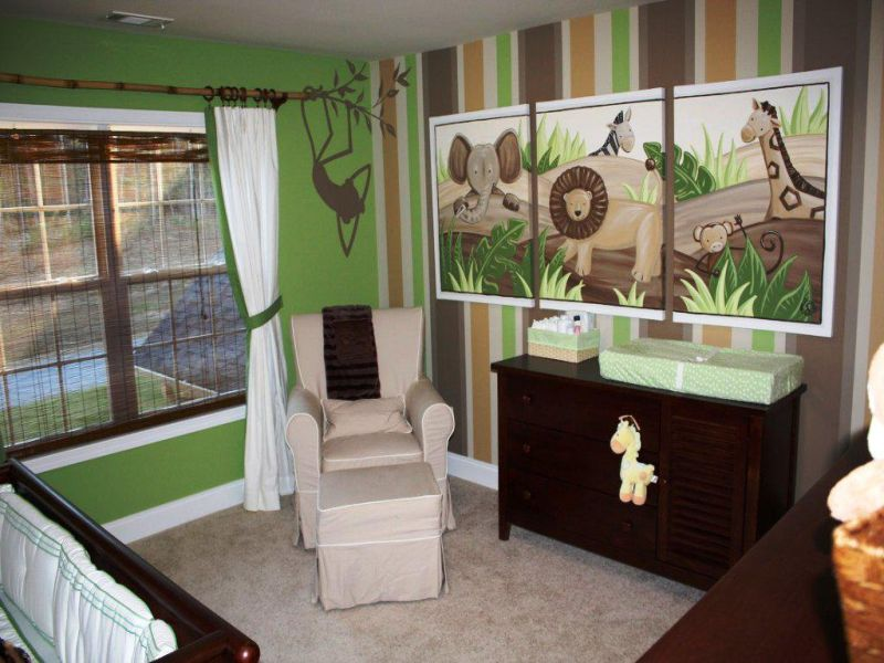 Picture of: Lion King Nursery Design
