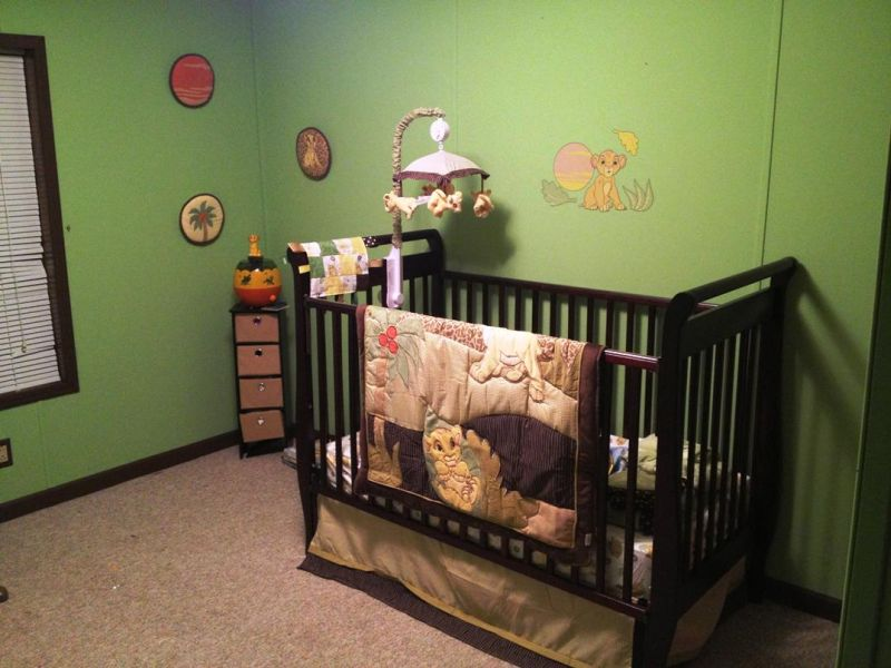 Picture of: Lion King Nursery Disney