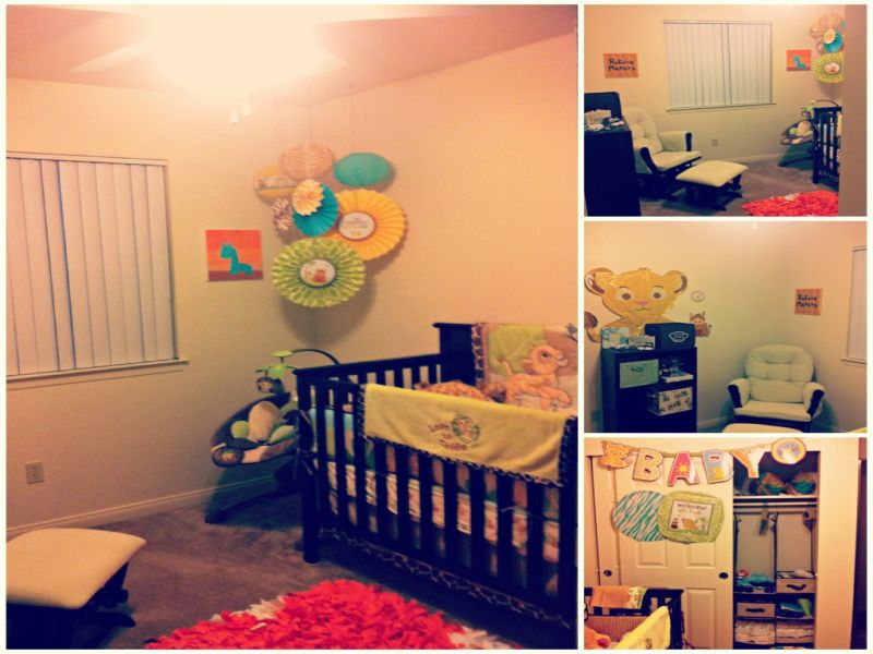 Picture of: Lion King Nursery Nice