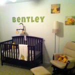 Lion King Nursery Simple Design