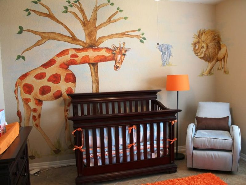 Lion King Nursery Theme