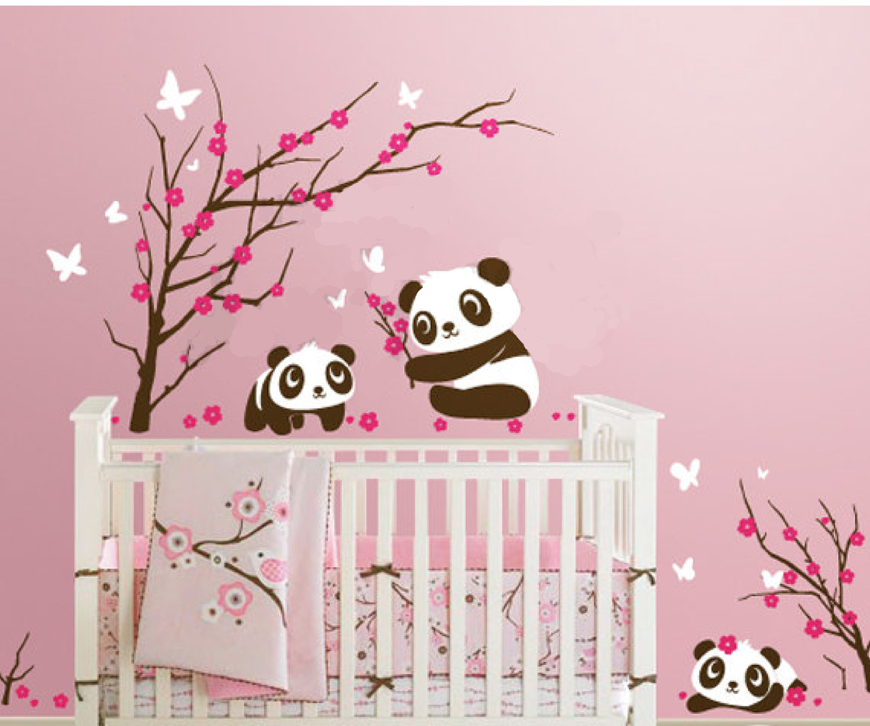 Picture of: Lovely Nursery Decals