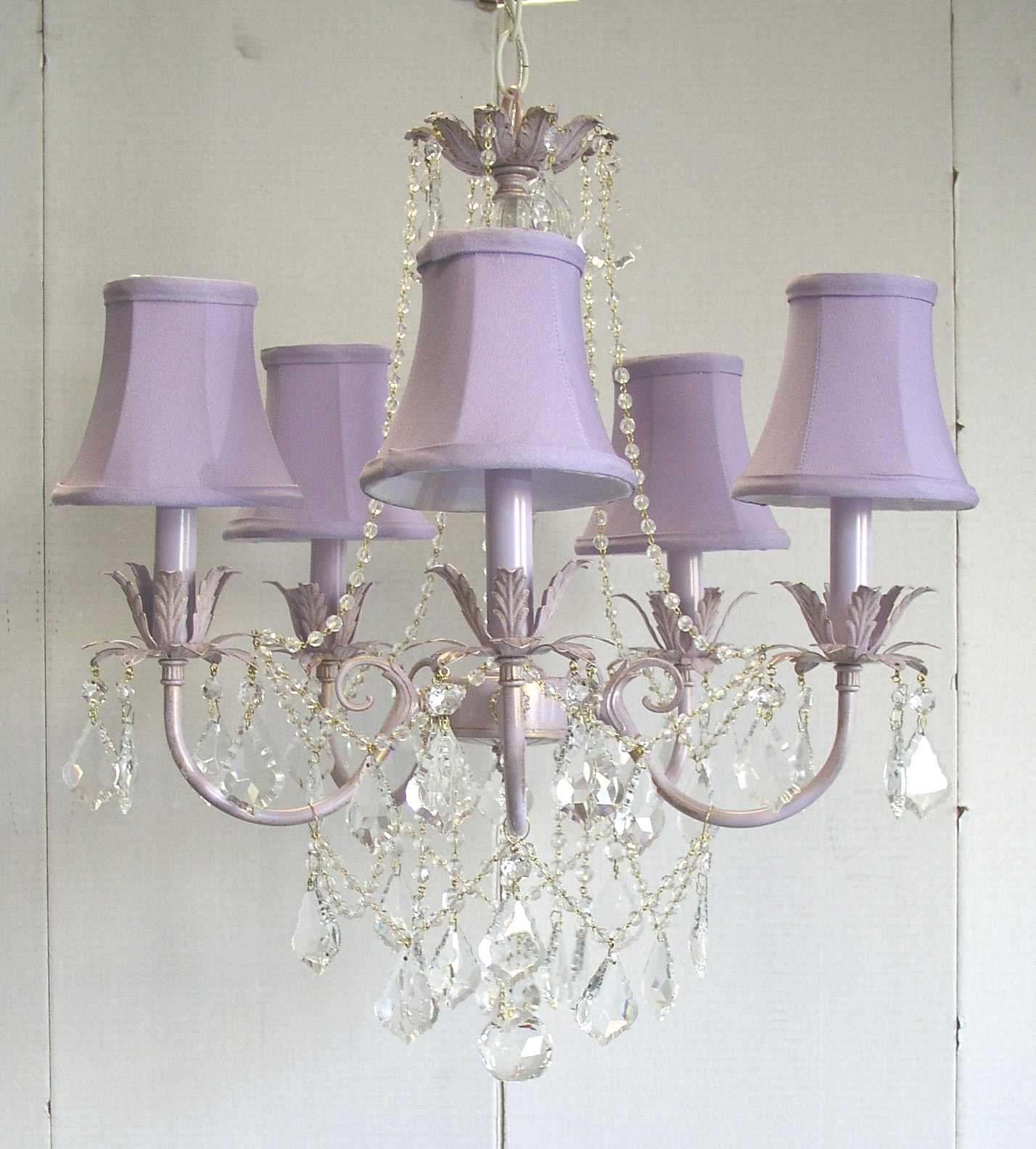 Picture of: Luxury Nursery Chandelier