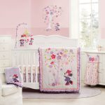 Small Minnie Mouse Nursery Design