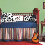 Modern Western Nursery Bedding