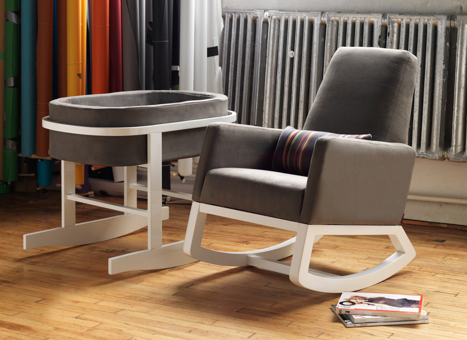 Image of: Monte Rocker Recliner Nursery