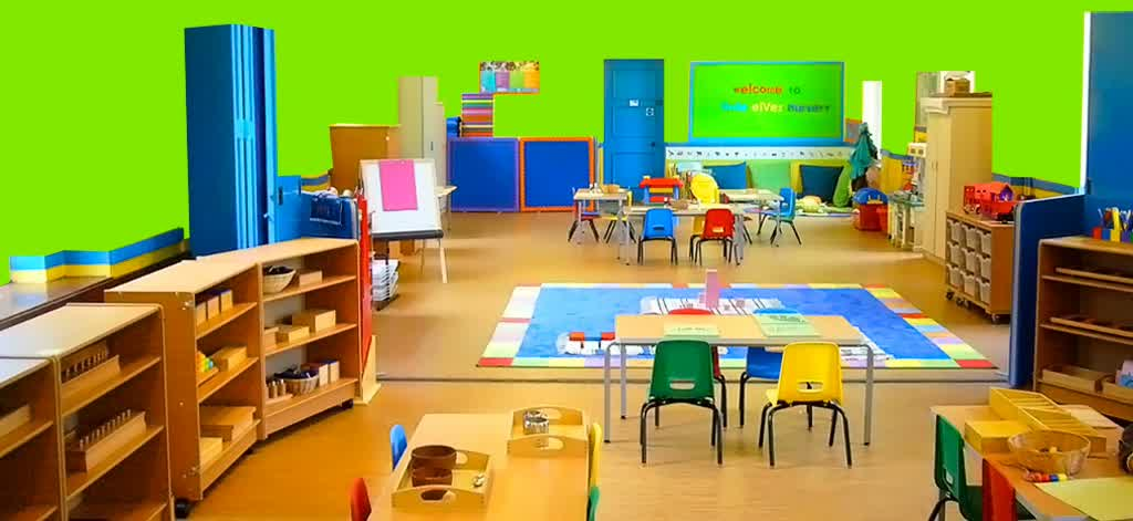 Image of: Montessori Nursery