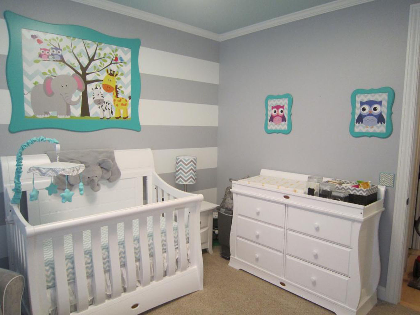 Picture of: Natural Unisex Nursery Ideas