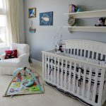 Nautical Nursery Decor Picture