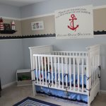 Nautical Themed Nursery Image