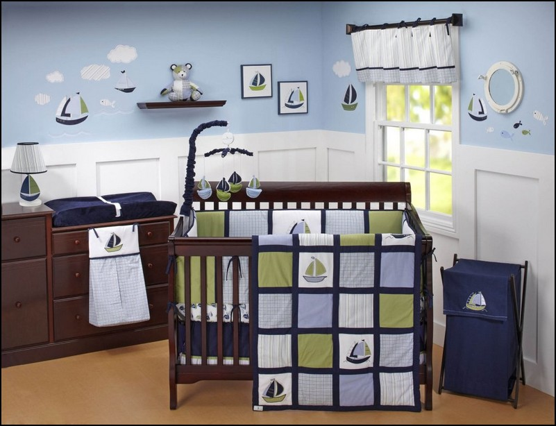 Picture of: Nautical Themed Nursery Photos