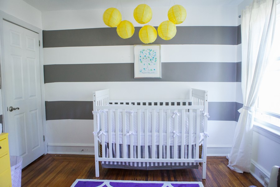 New Modern Nursery Bedding