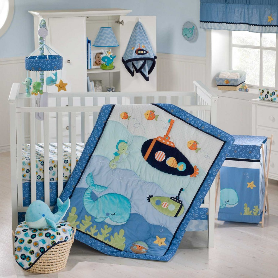 Picture of: New Nautical Nursery Decor