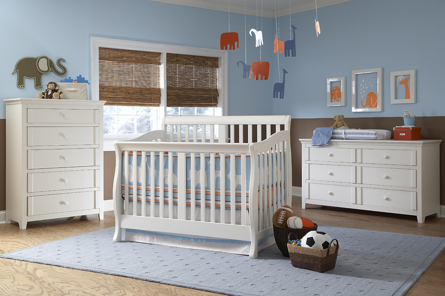 Picture of: New Nursery Dresser