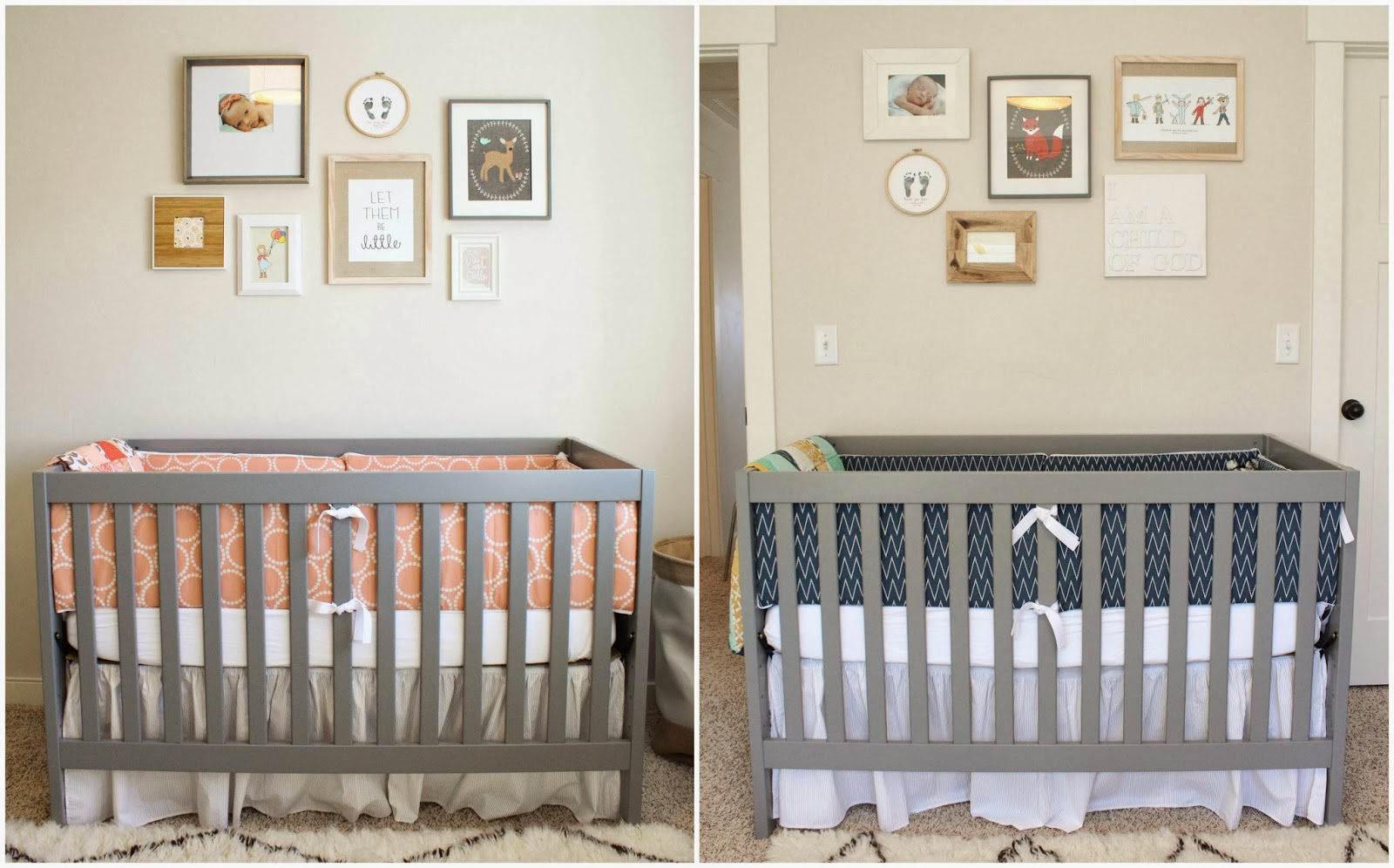 Picture of: New Twin Nursery Ideas