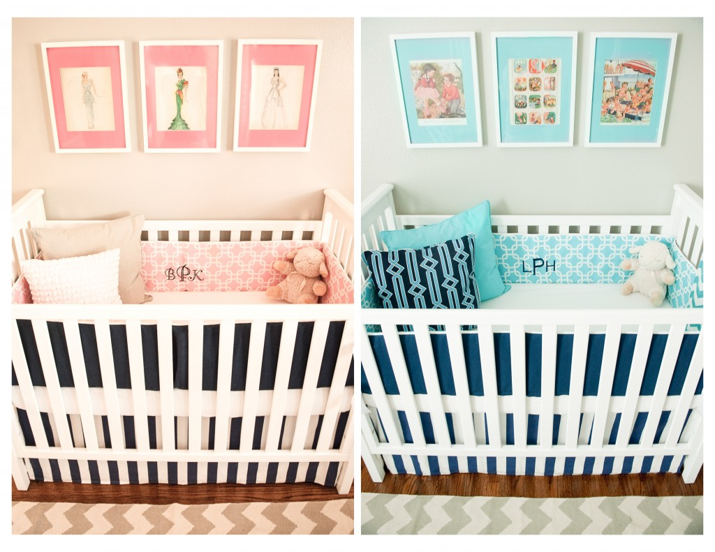Picture of: Nice Twin Nursery Ideas