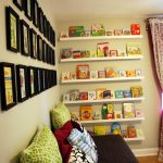 Nursery Bookshelf In Wall