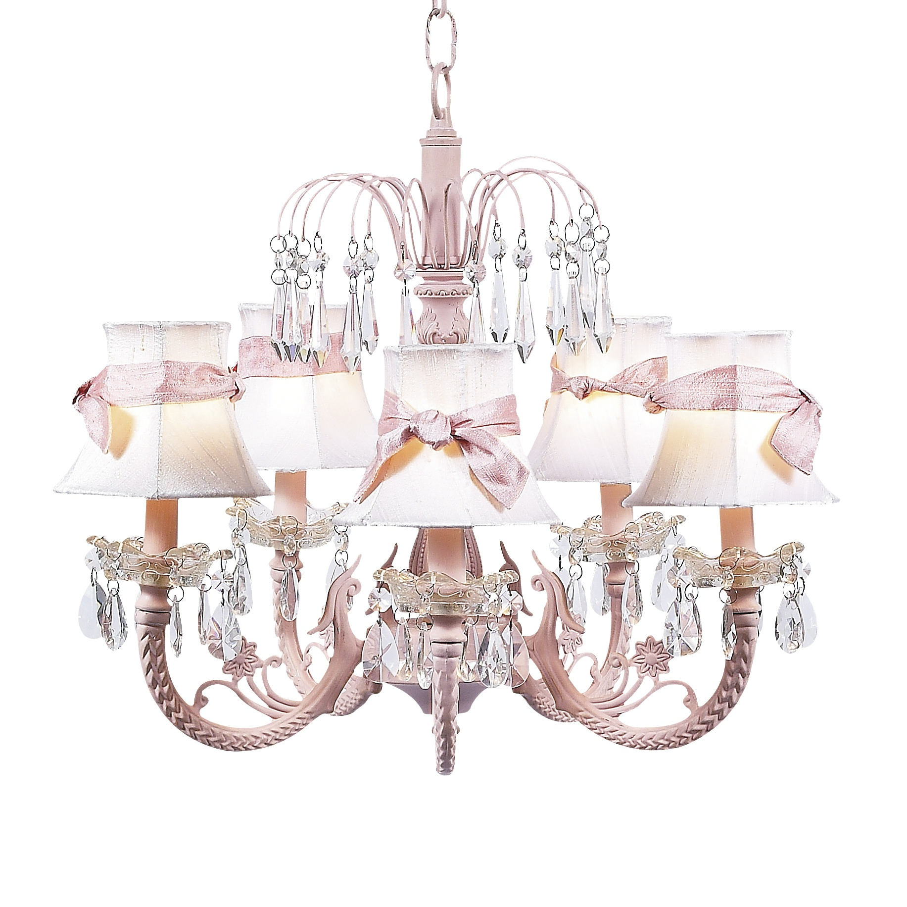 Picture of: Nursery Chandelier Design