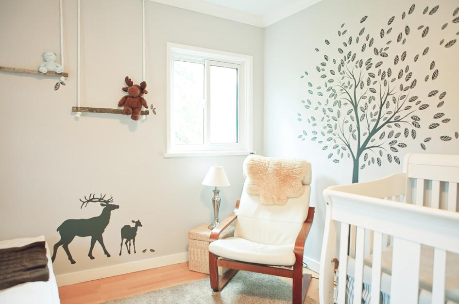 Picture of: Nursery Decals for Girls