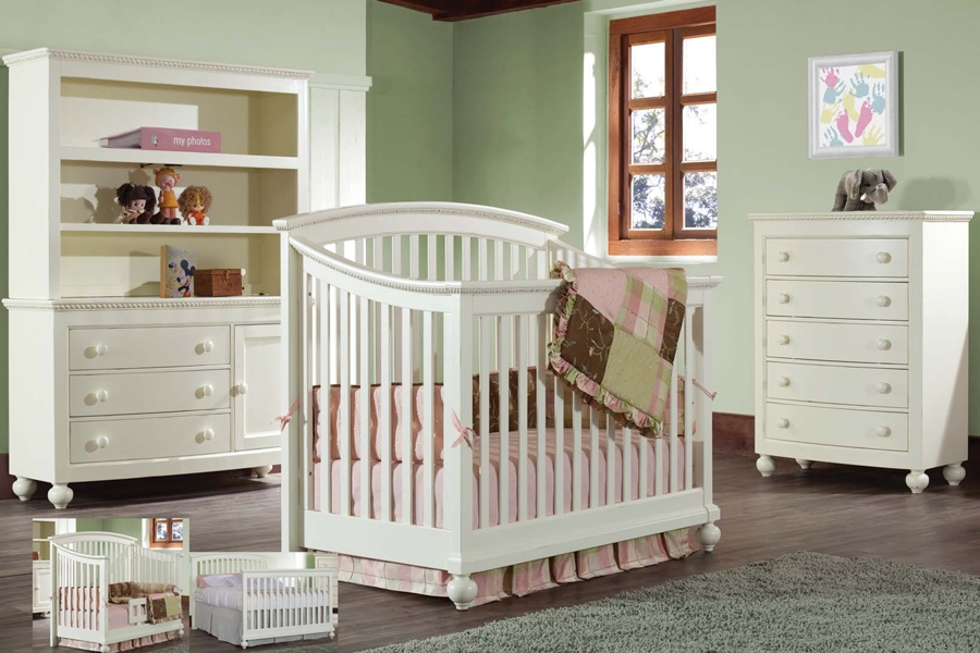 Picture of: Nursery Dresser Photo