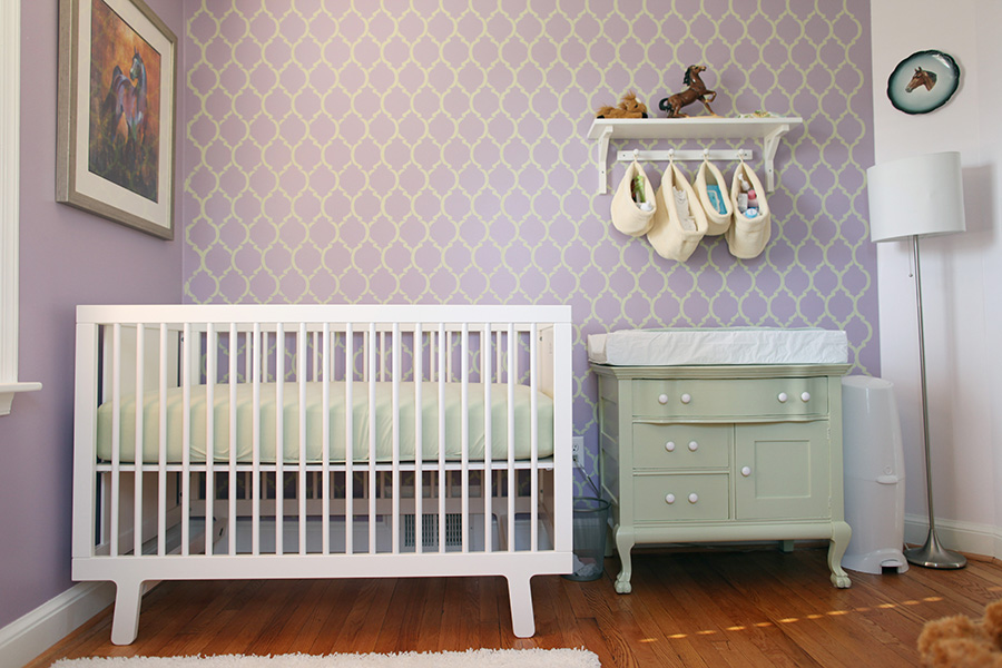 Image of: Nursery Dresser Picture