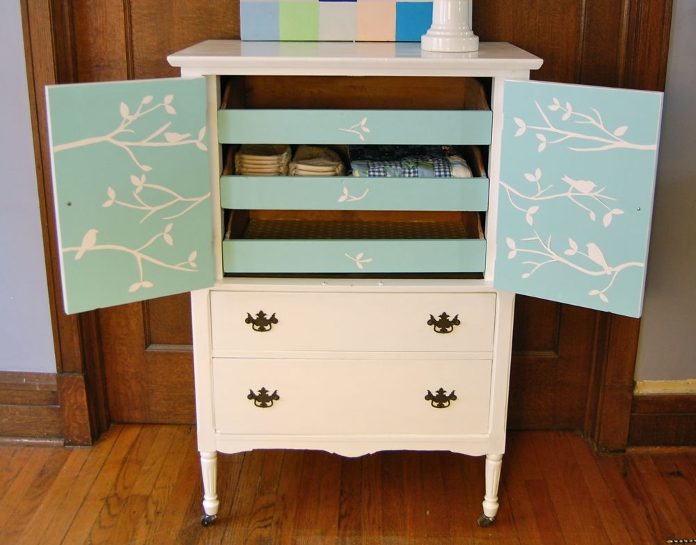 Picture of: Nursery Dresser Style