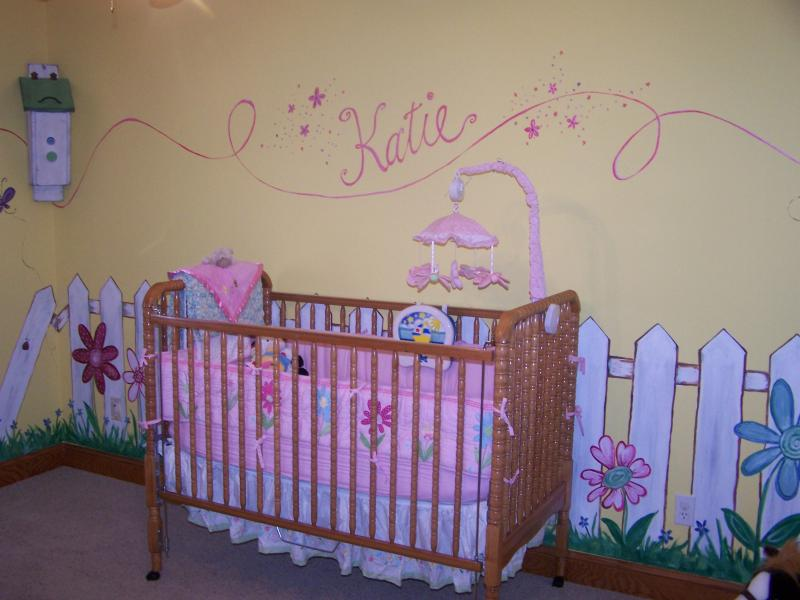 Nursery Murals Art Decor