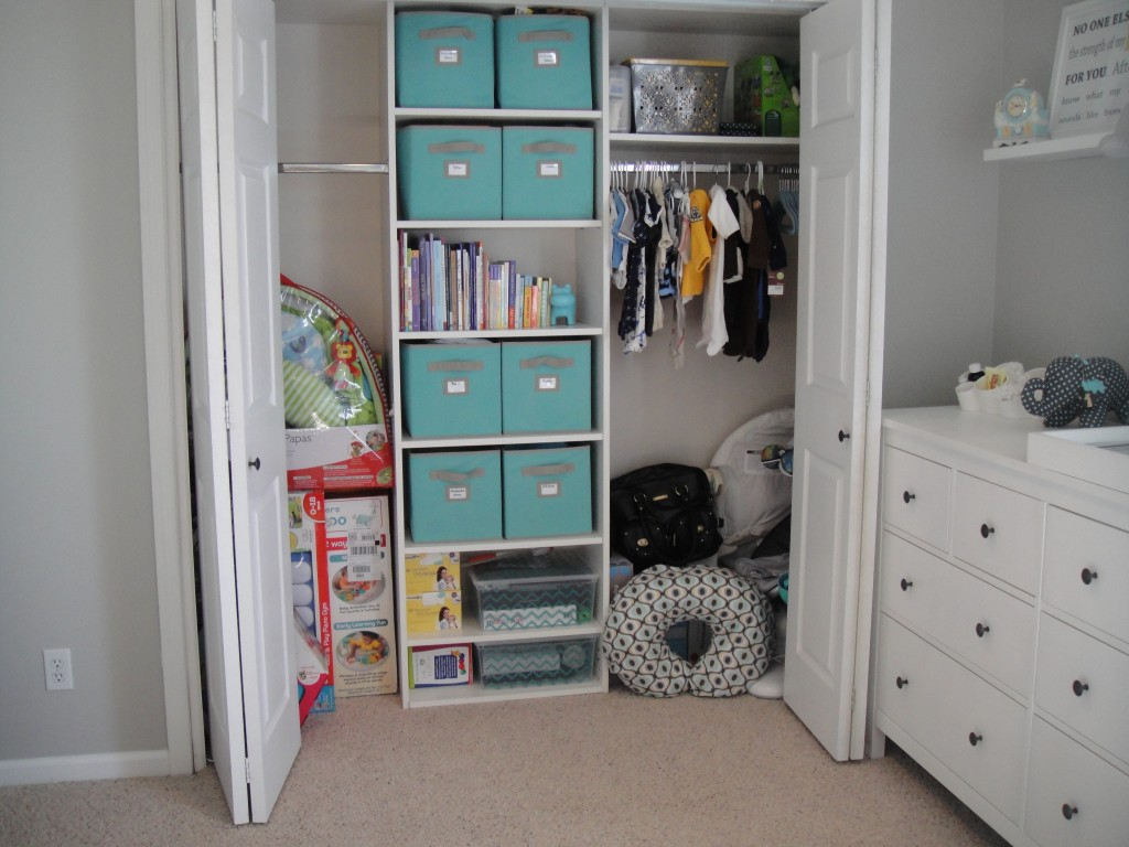 Image of: Nursery Organizer Decorate