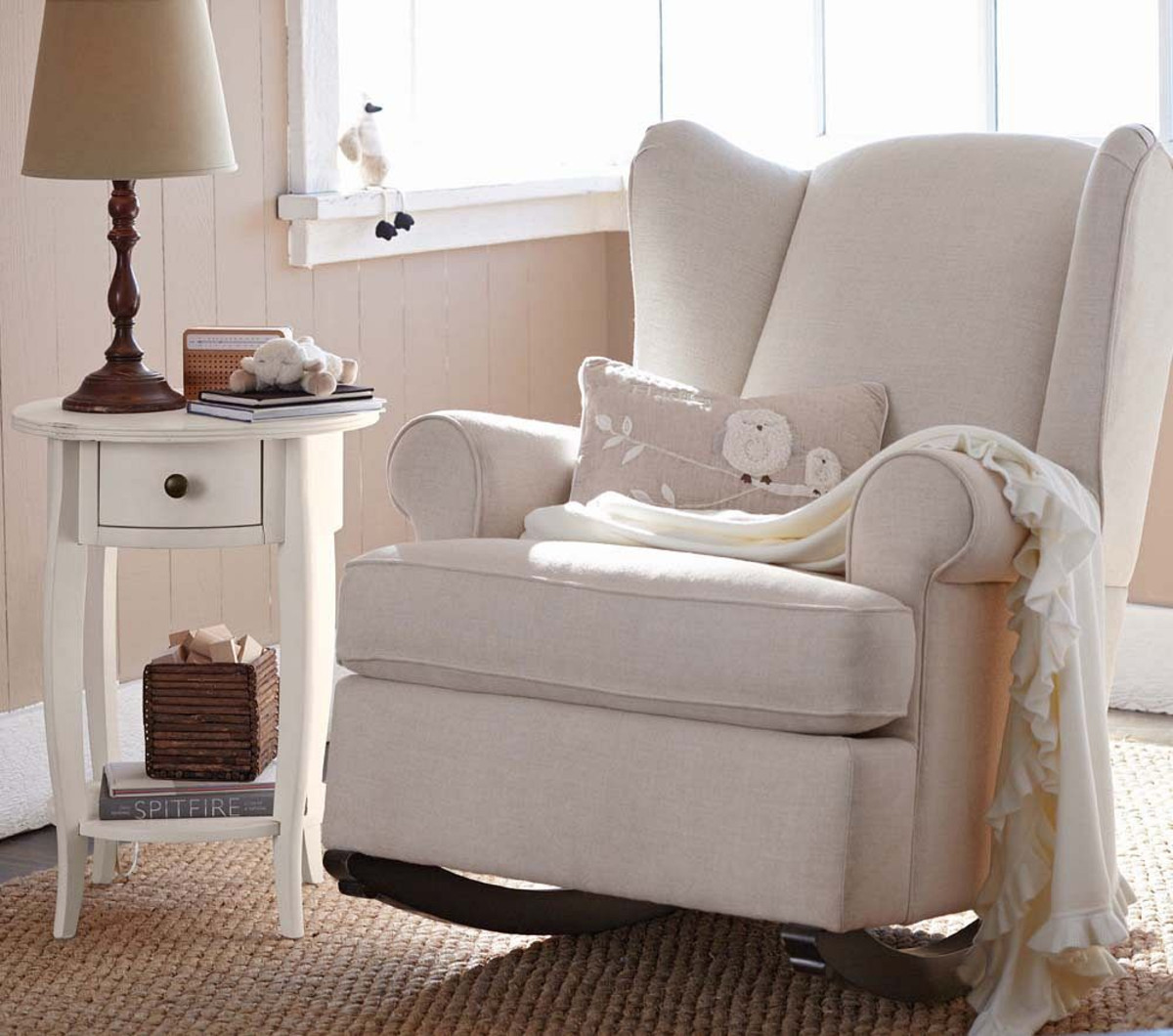 Picture of: Nursery Recliner Inspired