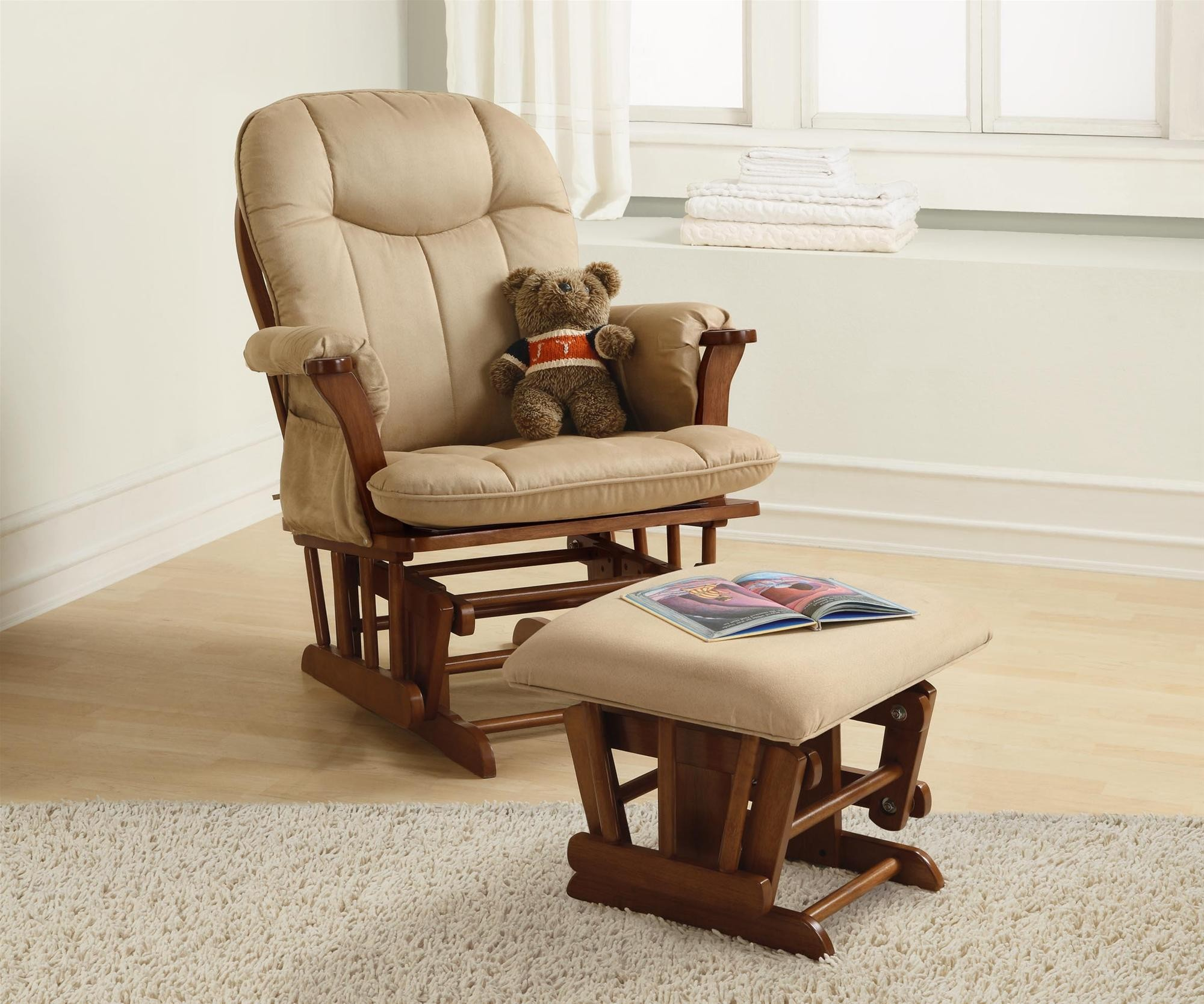 Picture of: Nursery Rocking Chair Cute