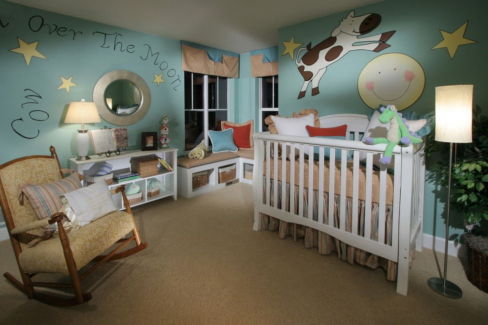 Image of: Nursery Themes Boys