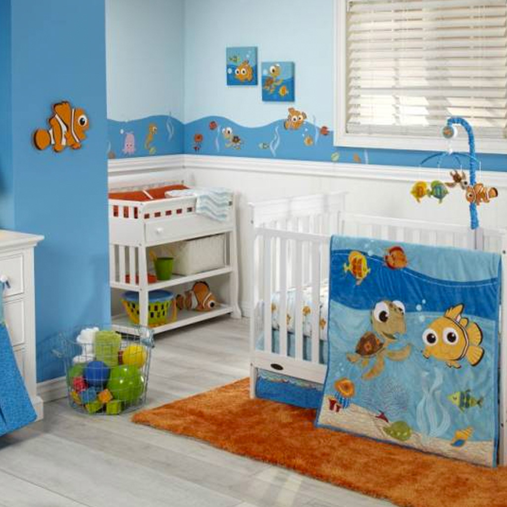 Image of: Nursery Themes Photos