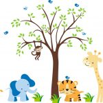 Nursery Wall Decals grow