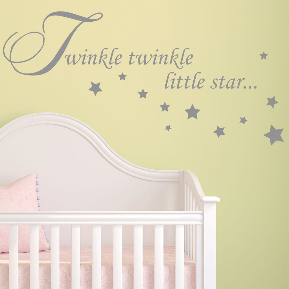 Picture of: Nursery Wall Decals town