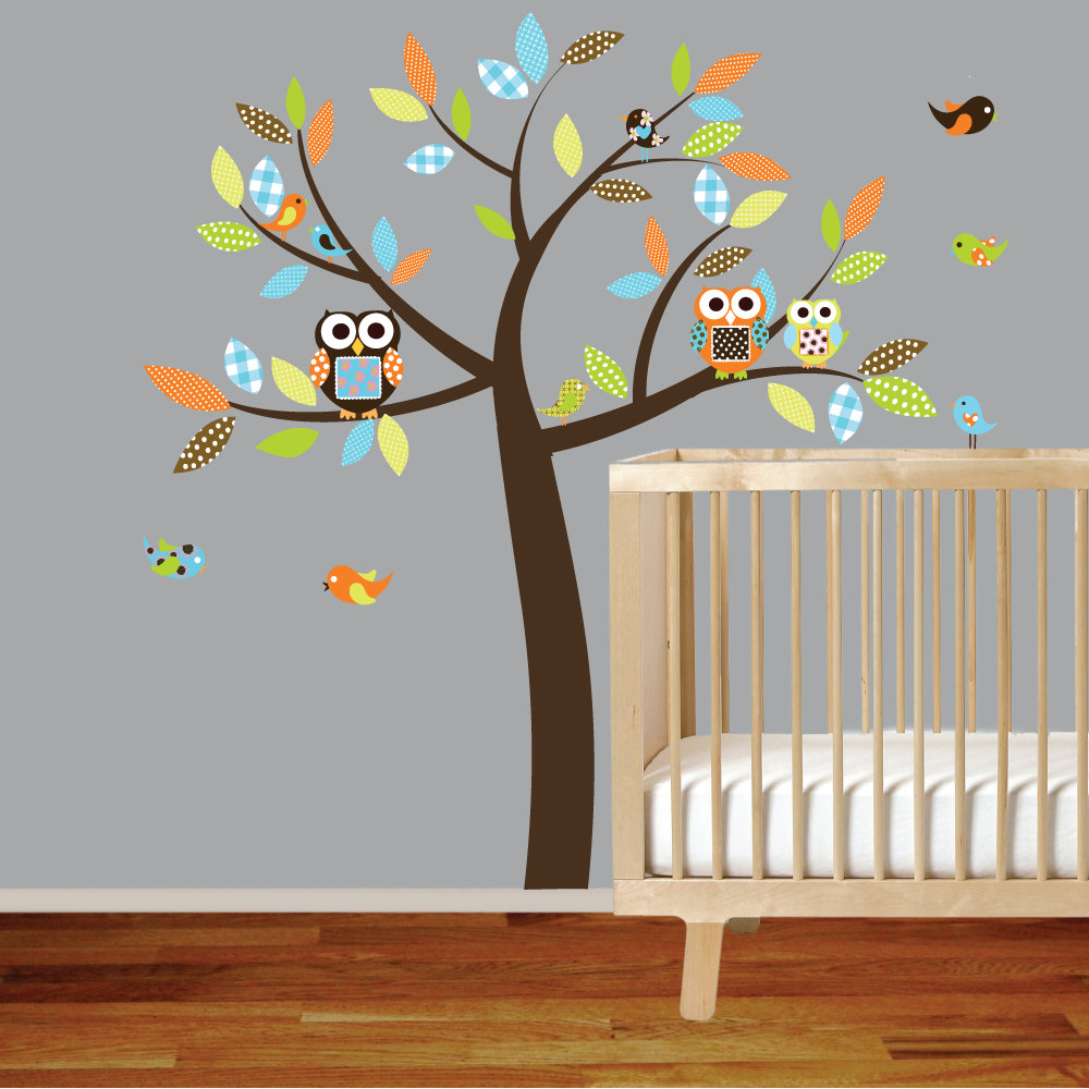 Picture of: Nursery Wall Decals young
