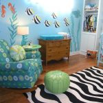 Ocean Themed Nursery Image