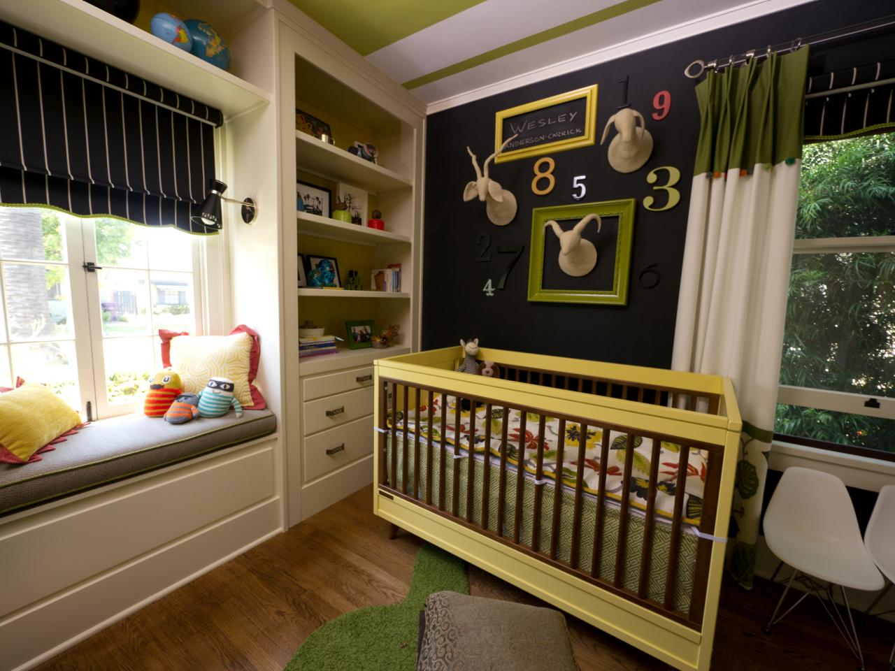 Image of: Original Gender Neutral Nursery
